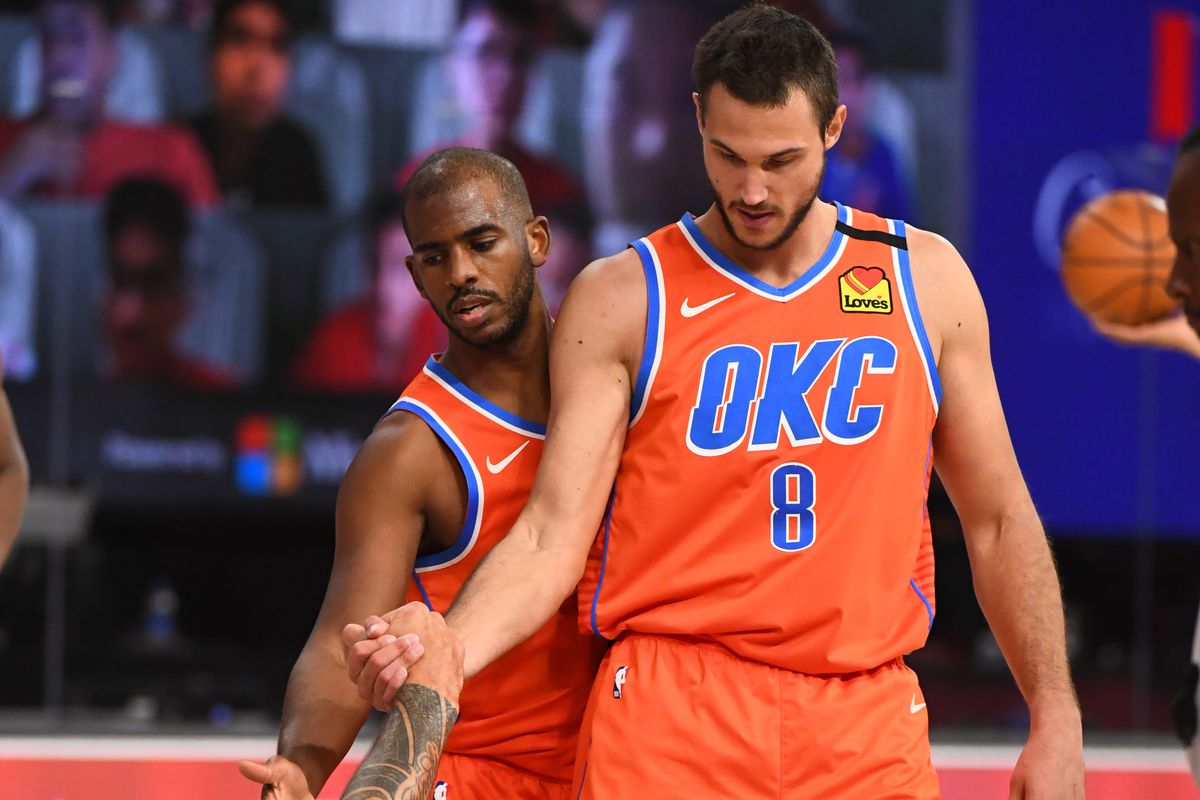 Oklahoma City Thunder v Houston Rockets - Game Five