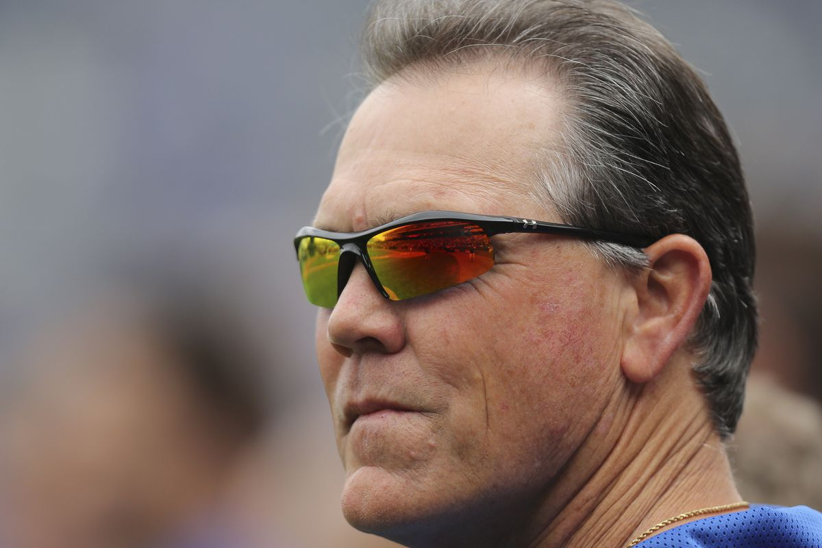 Ned Yost considers the rest of his life without a gallbladder