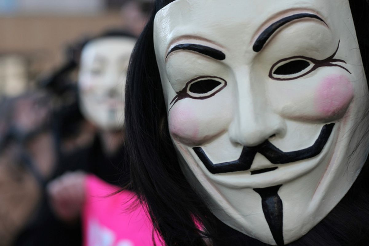 Anonymous Releases Data Dump Claiming to Yank Hoods off Ku Klux Klan Members