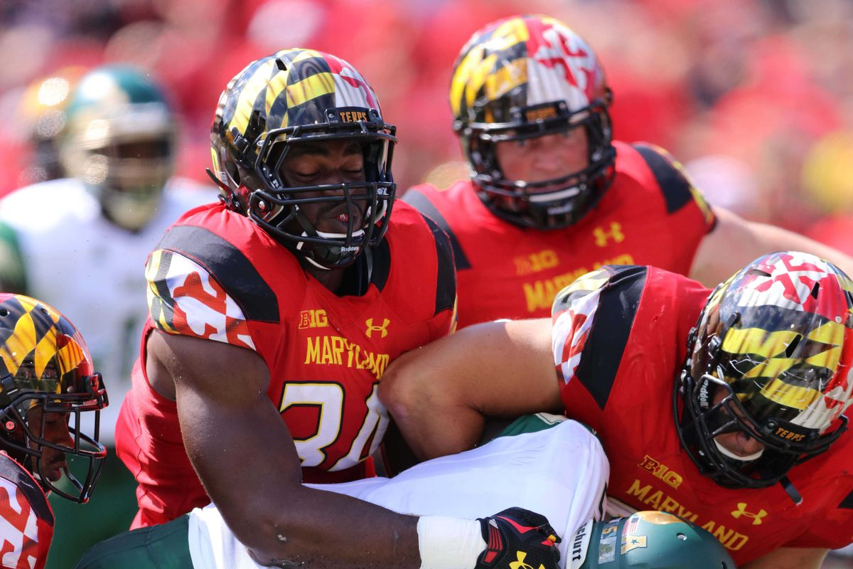 NCAA Football: South Florida at Maryland