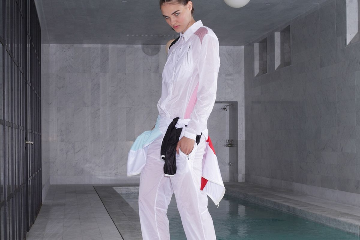 "Cynthia Rowley's <a href=""http://www.cynthiarowley.com/brand/runway/fitness1/"">spring 2015</a> fitness collection"