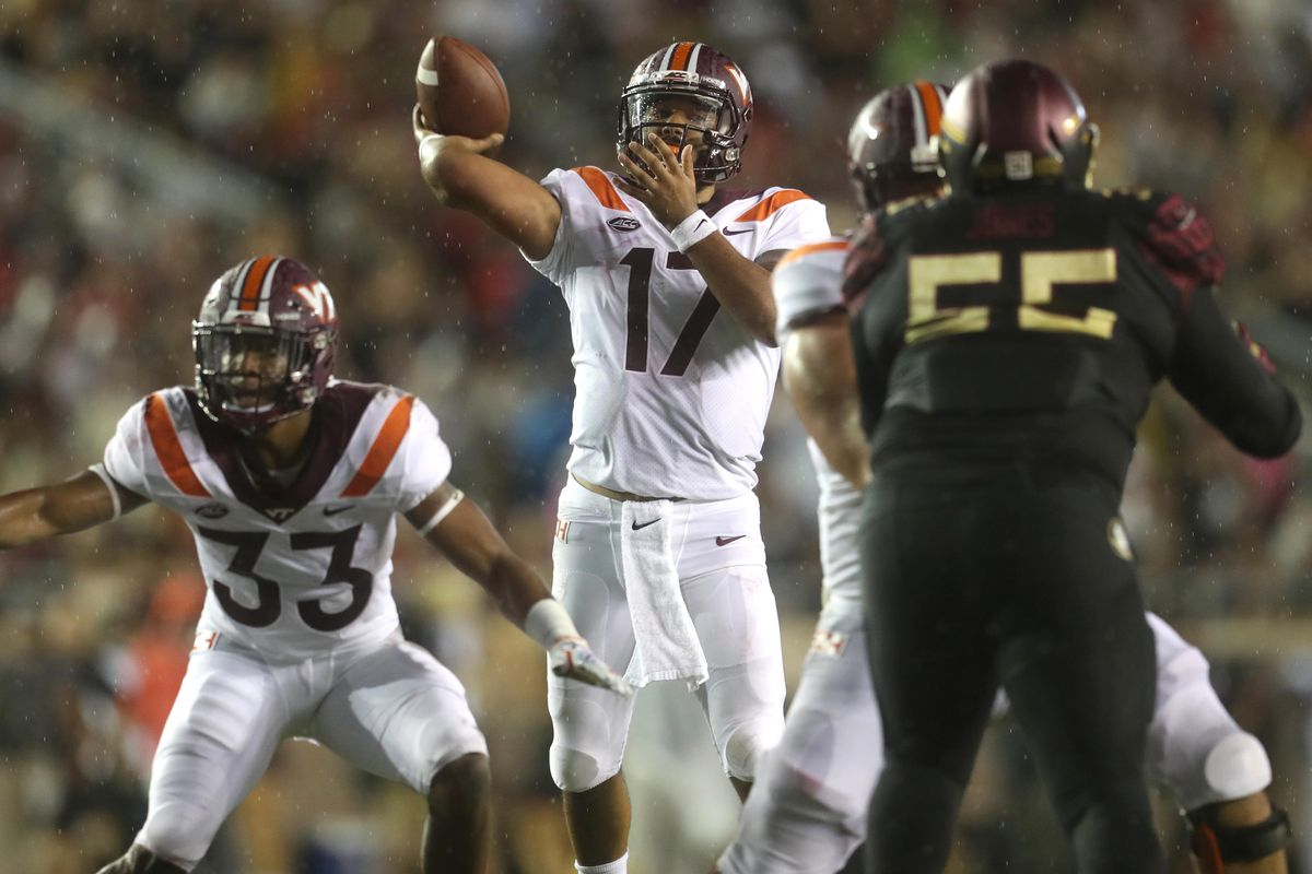 NCAA Football: Virginia Tech at Florida State