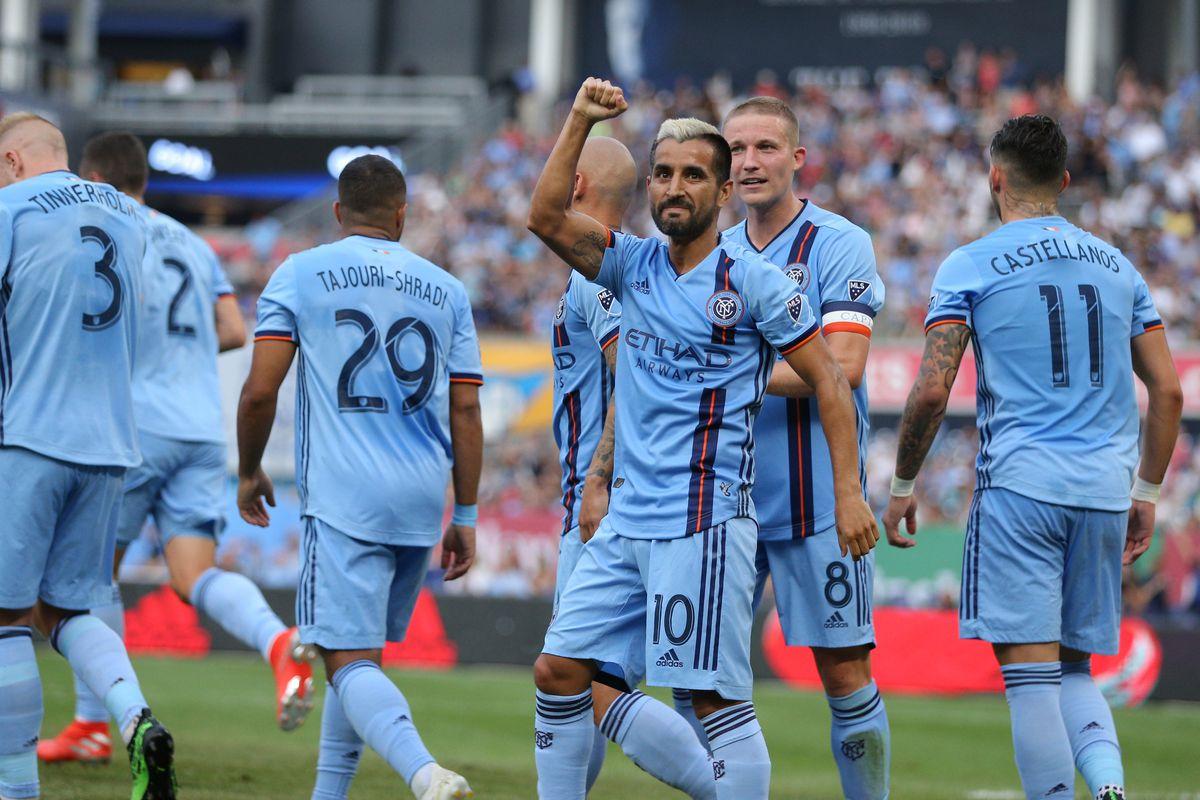 MLS: Philadelphia Union at New York City FC