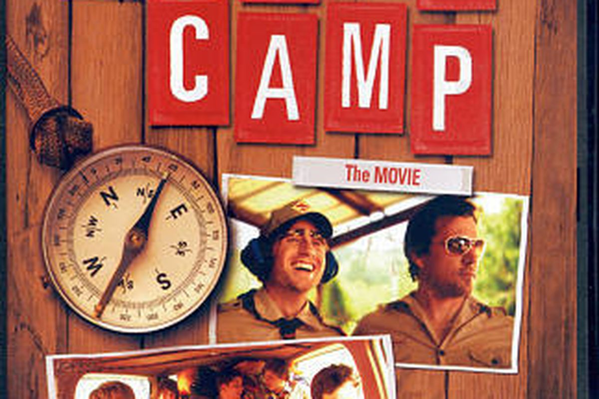 """""""Scout Camp"""" is a series  of silly vignettes lacking  a cohesive story."""