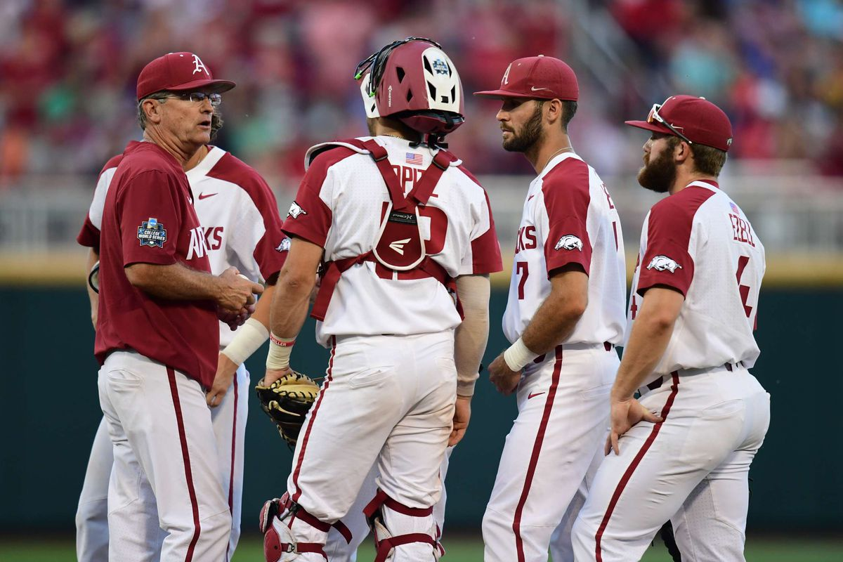 A Duel We Didn't Win: Arkansas Drops Game 1 to Florida State in College World Series 2019