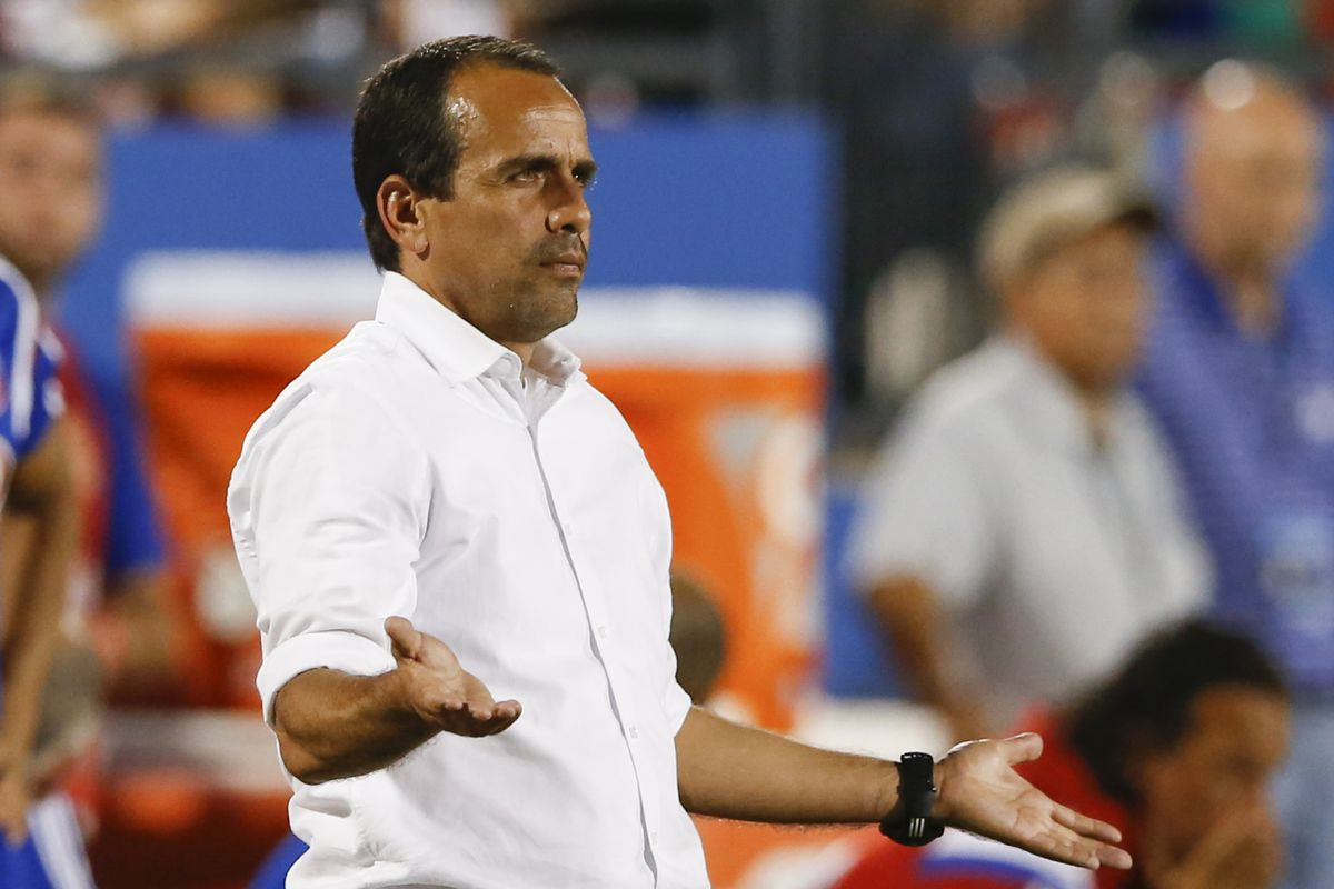 Oscar Pareja's choice to use youth or experience will be a huge difference-maker this week. By Kevin Jairaj-USA TODAY Sports