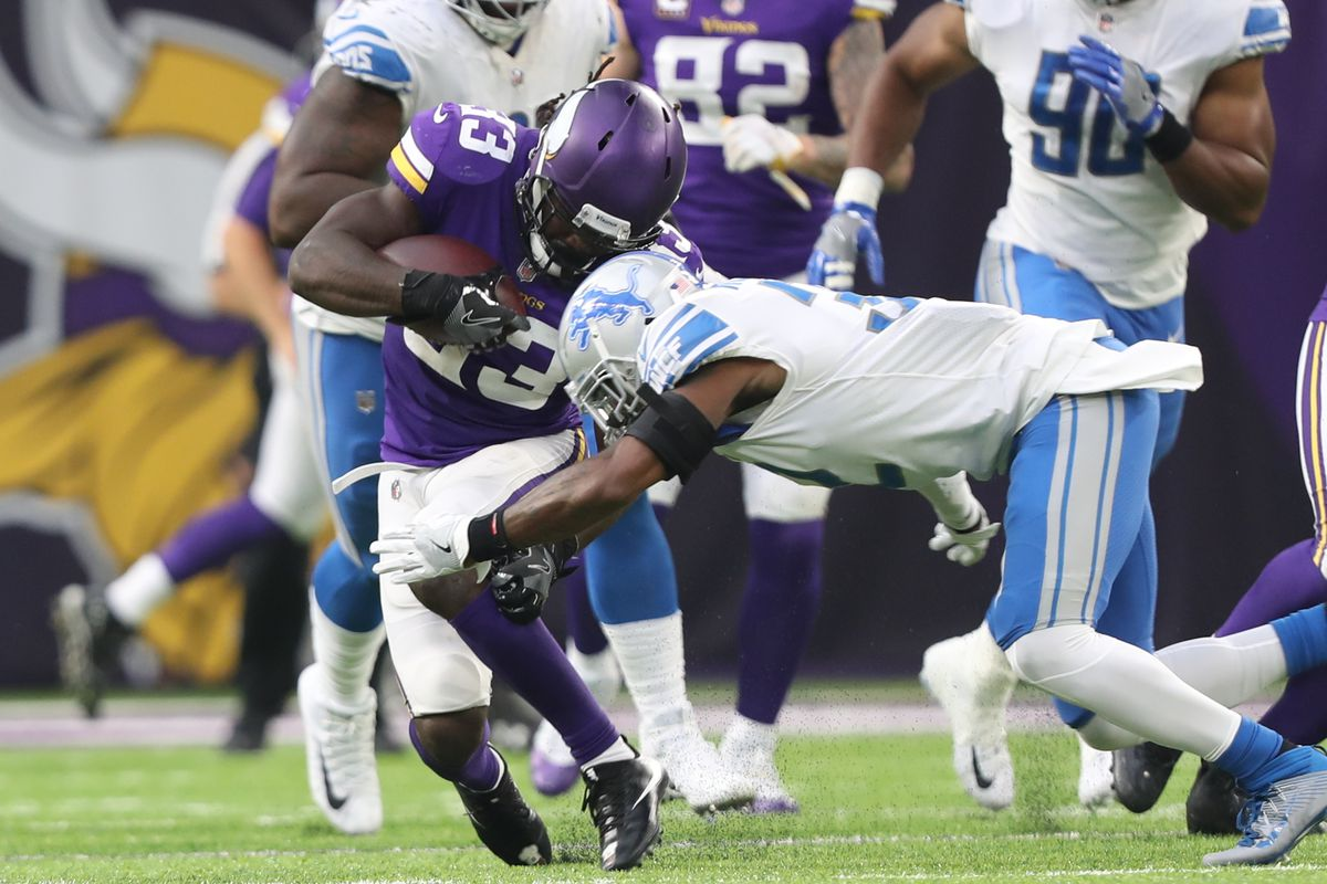 Vikings Rb Dalvin Cook Diagnosed With Torn Acl Per Report