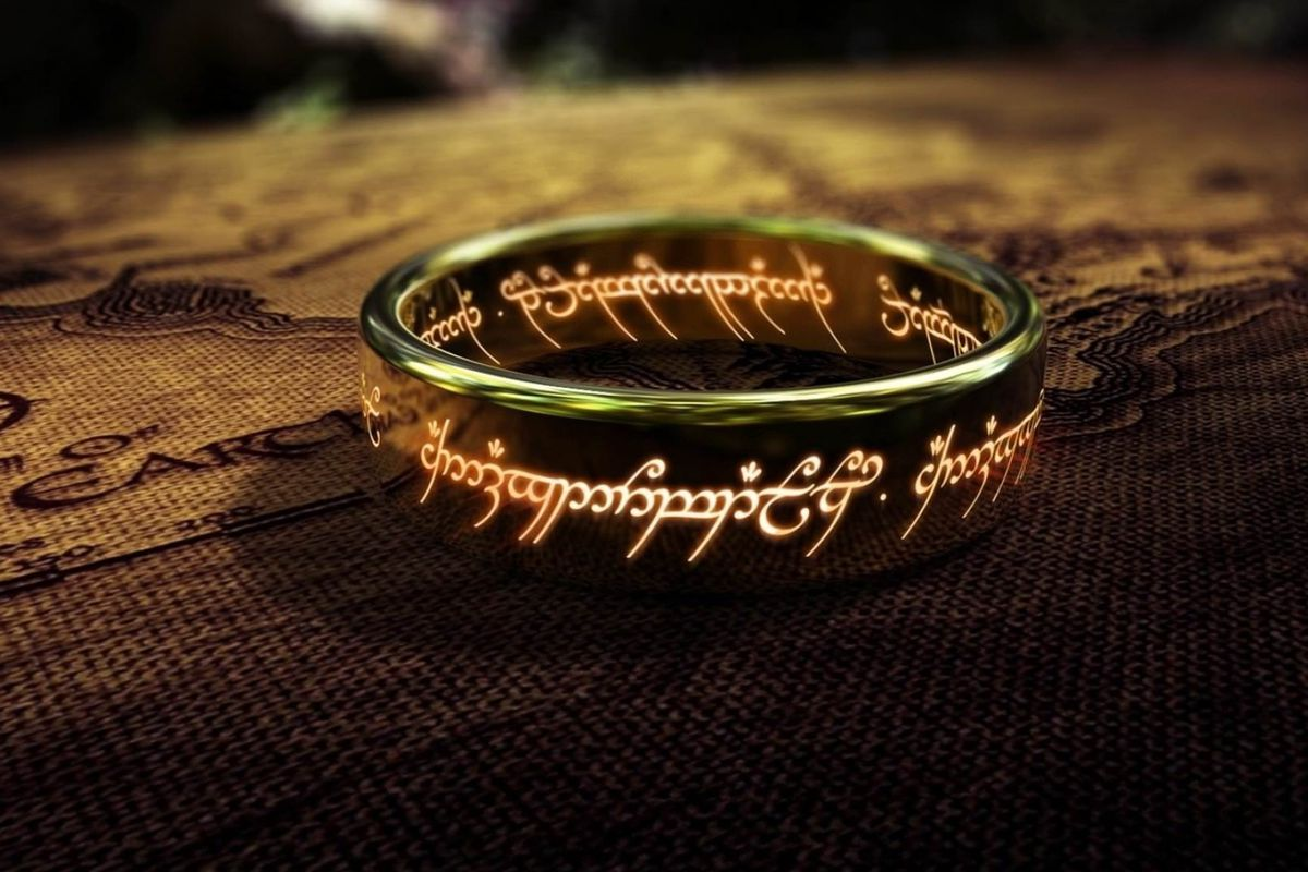 Lord of the Rings - the one ring