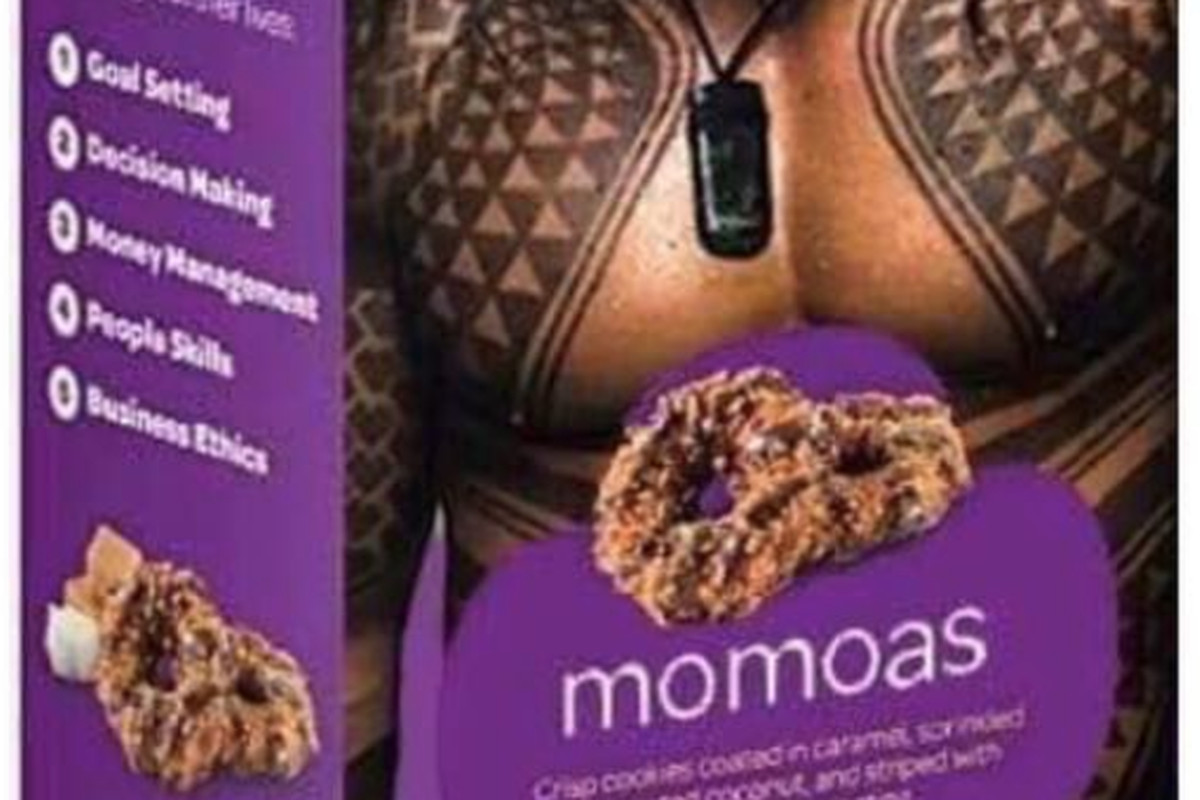 Genius Girl Scout Sells Cookies Featuring Shirtless Jason Momoa