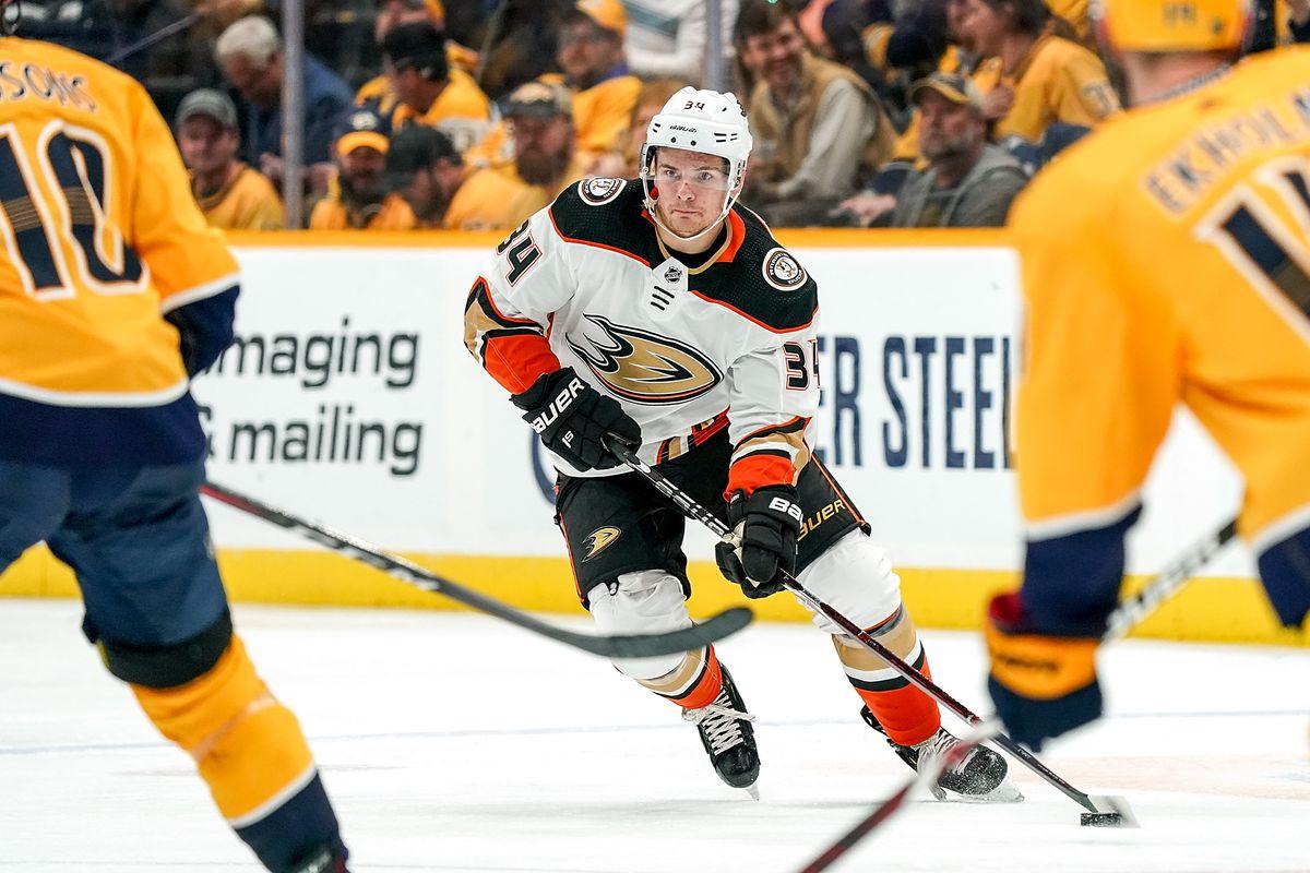 Anaheim Ducks v Nashville Predators