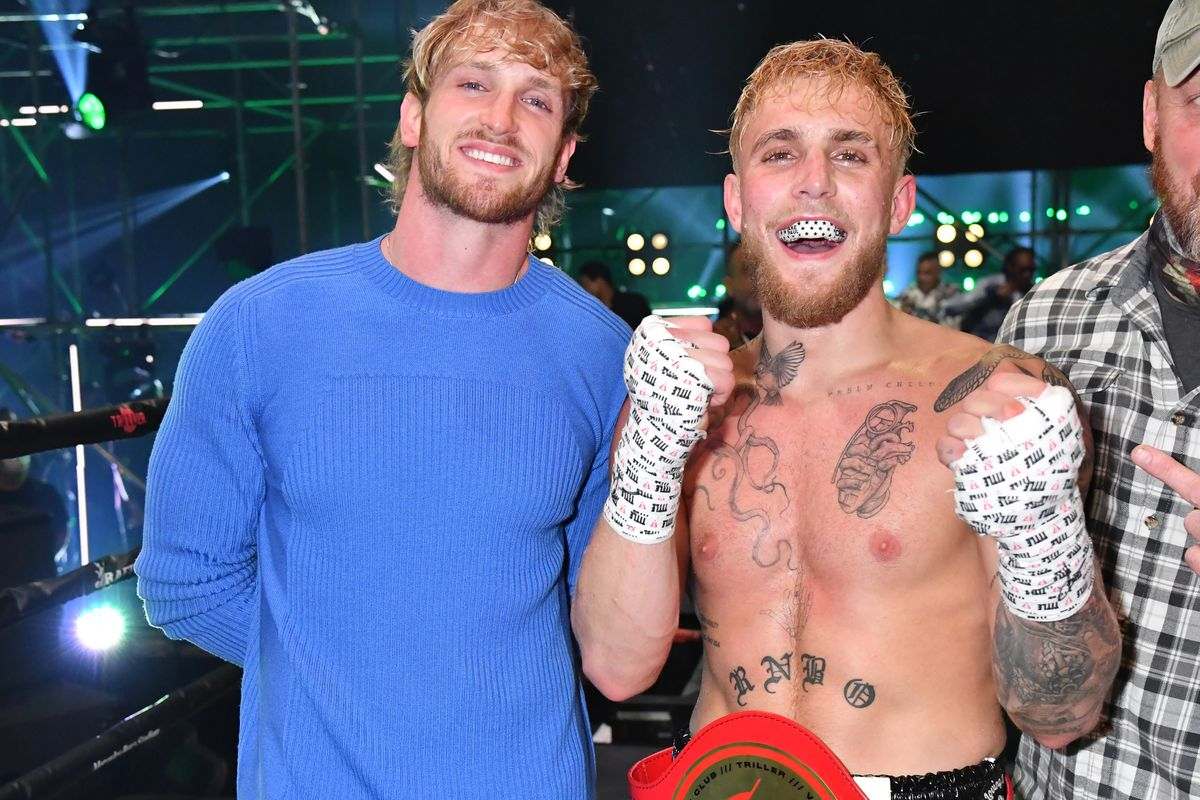 Triller Fight Club: Jake Paul and Logan Paul