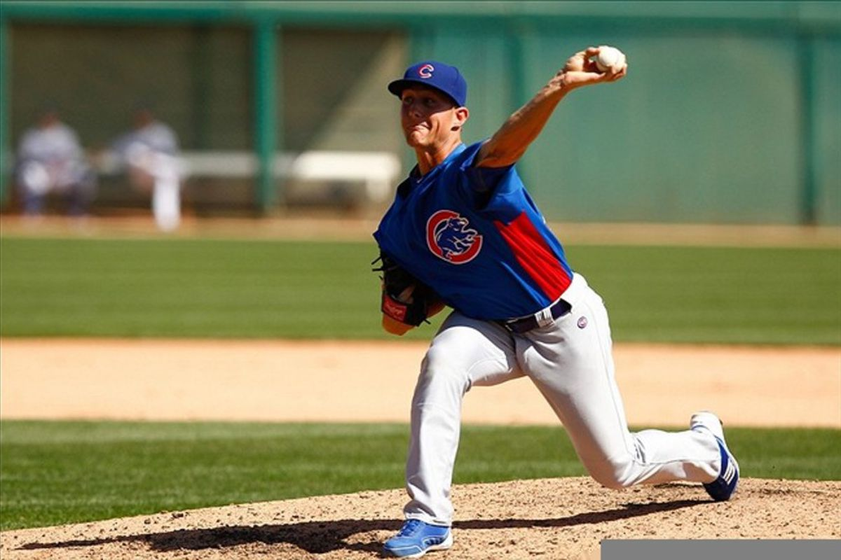 Jeff Beliveau got the win in relief for Iowa tonight. Credit: Debby Wong-US PRESSWIRE