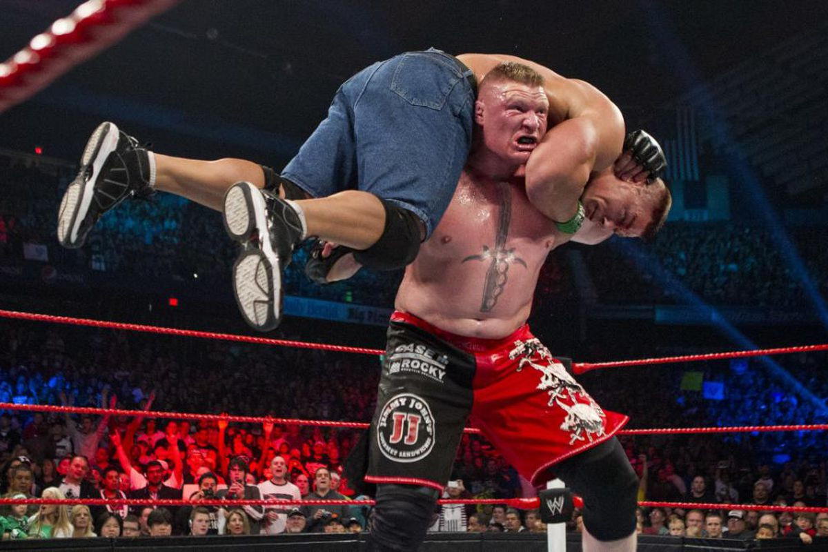 Problems With Lesnars Second Wwe Run Started From The Very