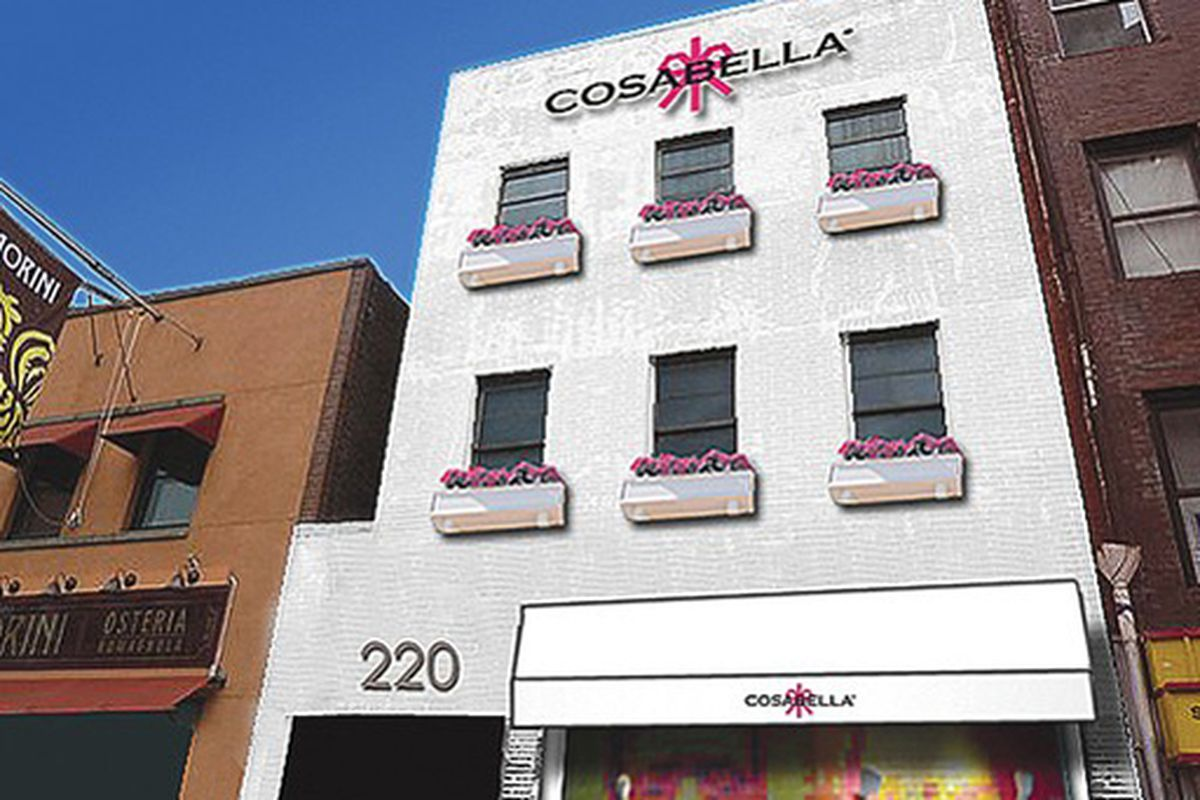 """Rendering via <a href=""""http://www.wwd.com/markets-news/cosabella-to-open-first-new-york-store-3723549?browsets=1310996867770&amp;browsets=677371290323#/slideshow/article/3723549/3723591"""">WWD</a>"""