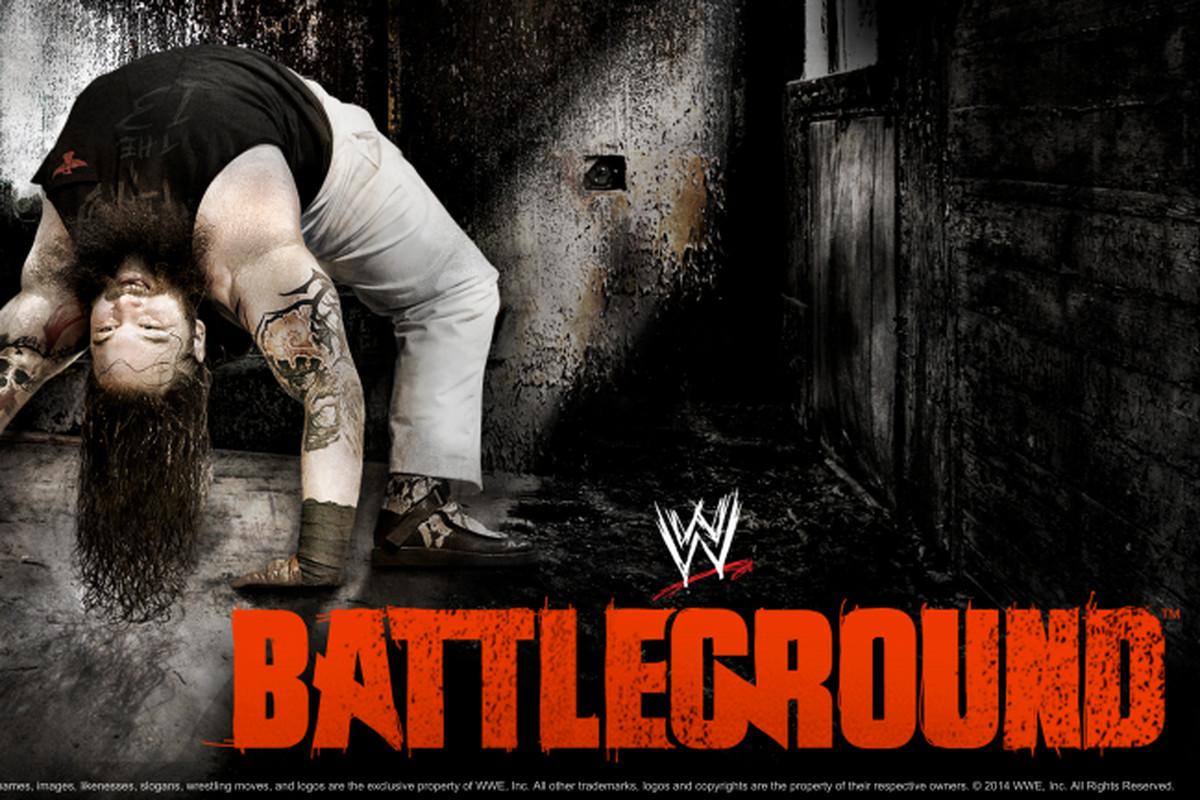 Image result for Battleground 2014 poster