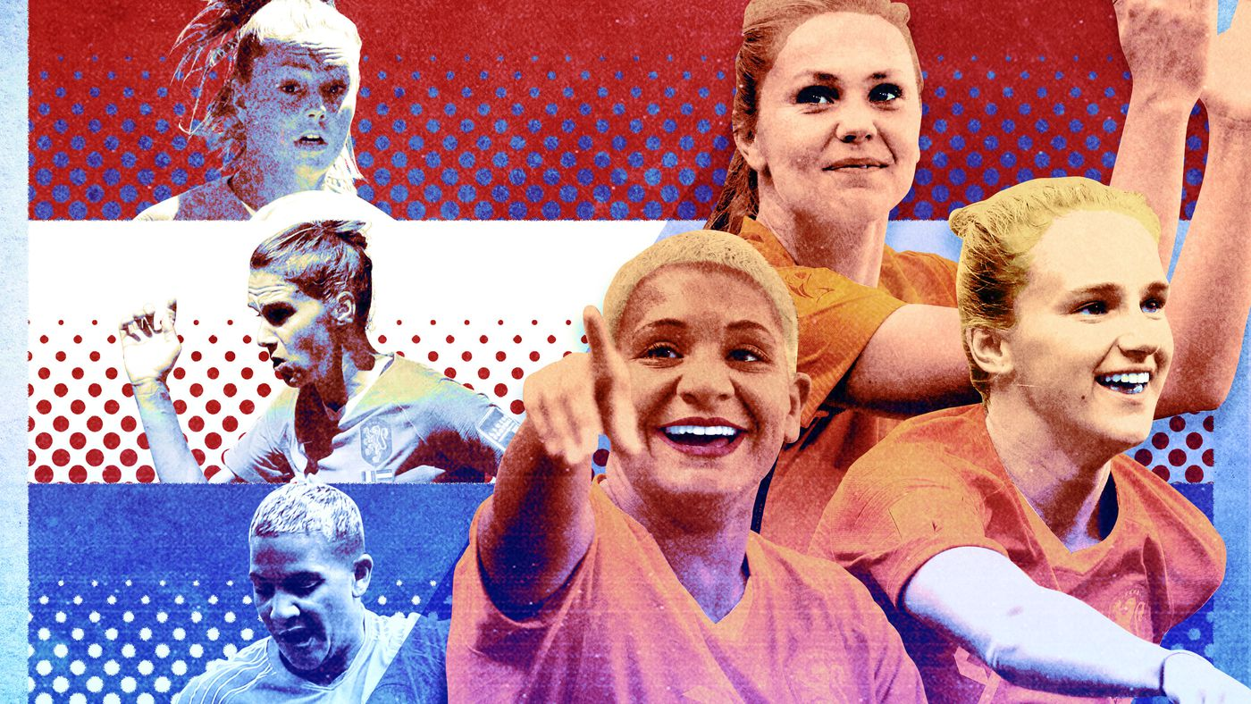 The Netherlands' Golden Generation Represents a New World Power