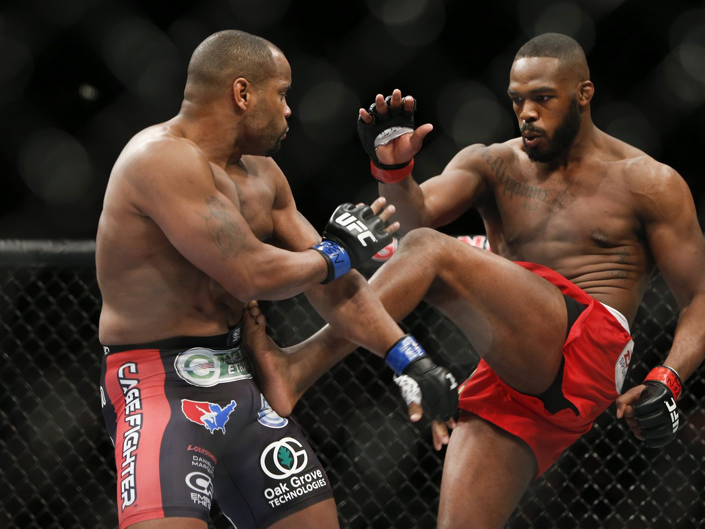 Official documents from Jon Jones, Daniel Cormier UFC 182 drug test reports - MMA Fighting