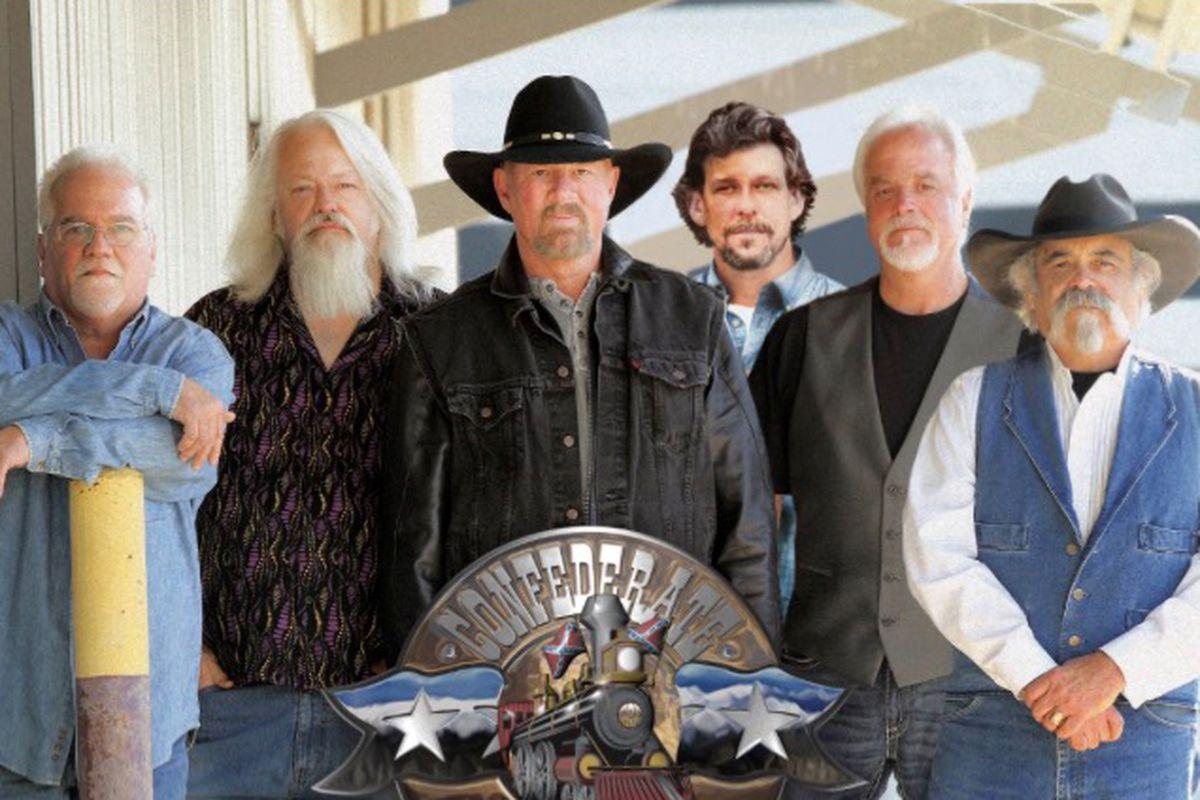The band Confederate Railroad
