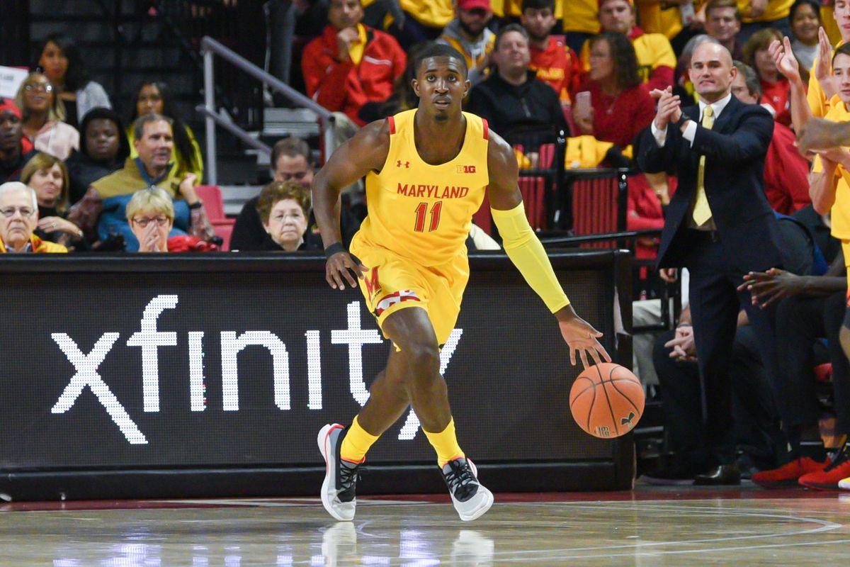 Darryl Morsell, Illinois, Maryland basketball