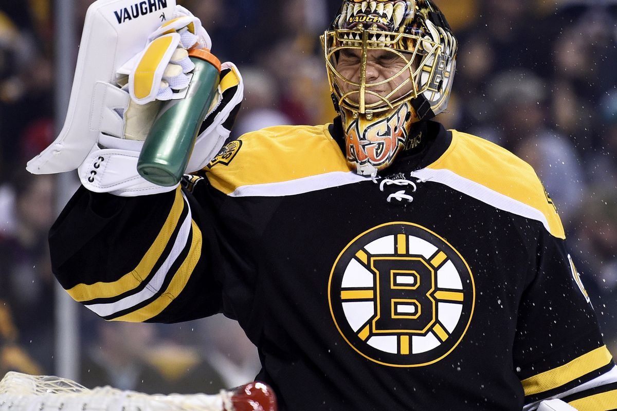 Is There Any Way Trading Tuukka Rask Could Be A Good Thing For