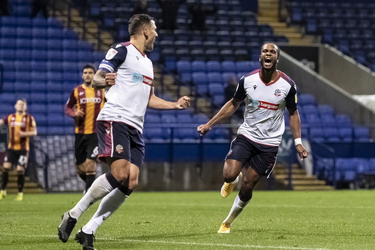 Bolton Wanderers v Bradford City - Sky Bet League Two