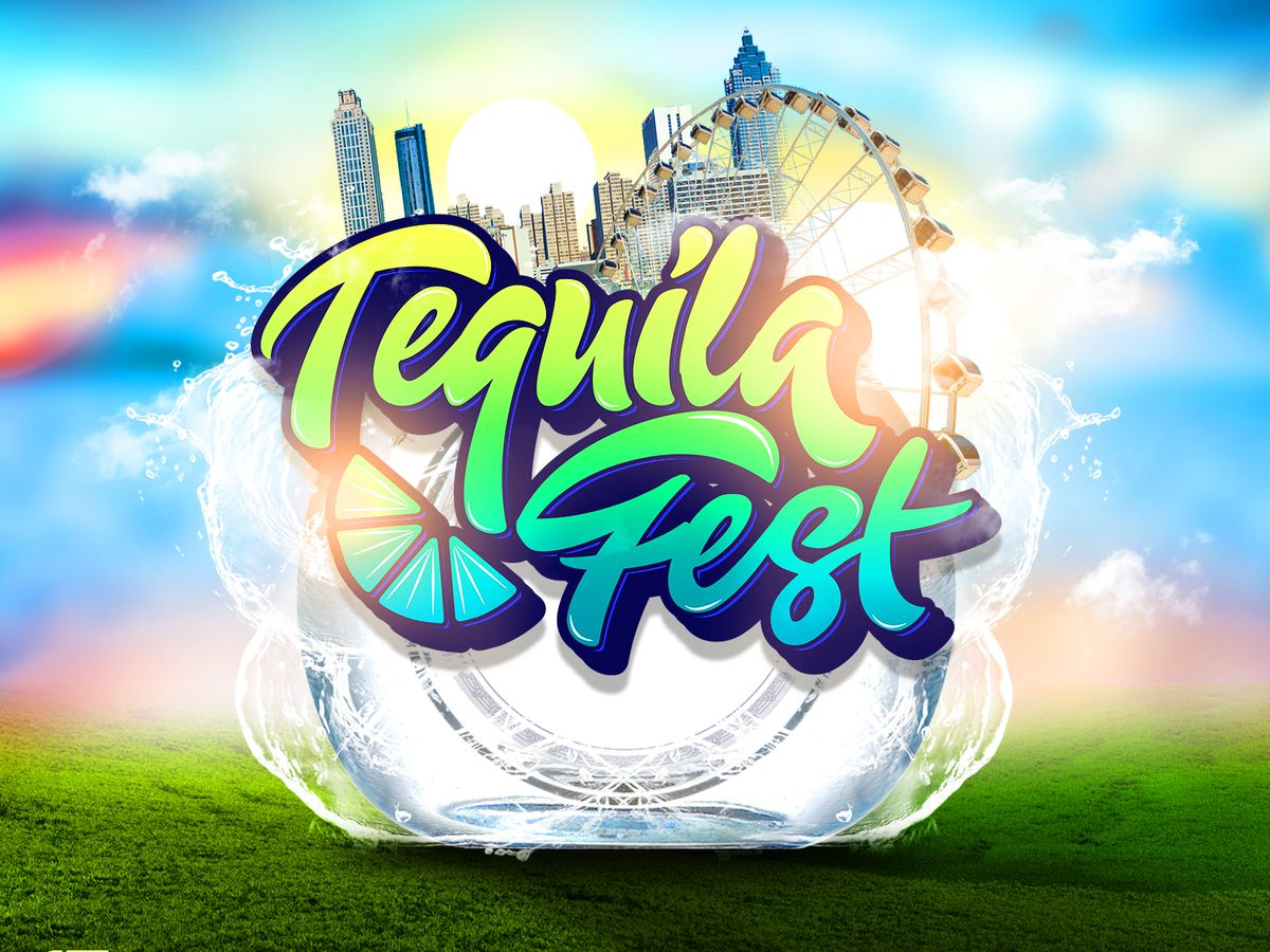 Post with Tequila Fest text on it