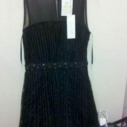 DVF dress, $179