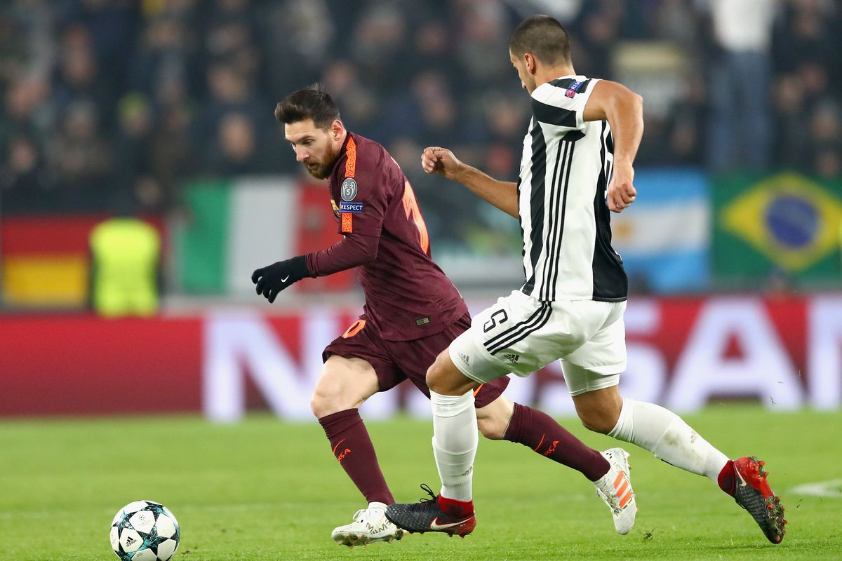 Juventus Vs Barcelona 2017 Champions League Final Score 0 0 Barca Qualify For Round Of 16 With Away Draw Barca Blaugranes