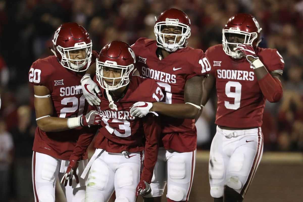 Oklahoma Sooners Football: How 'bout those young DBs ...