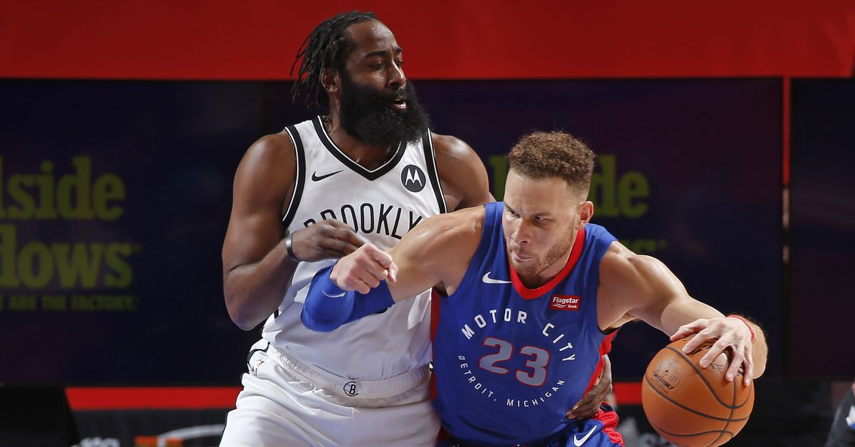 FILM STUDY: Taking a look at James Harden's unique style of defense - NetsDaily