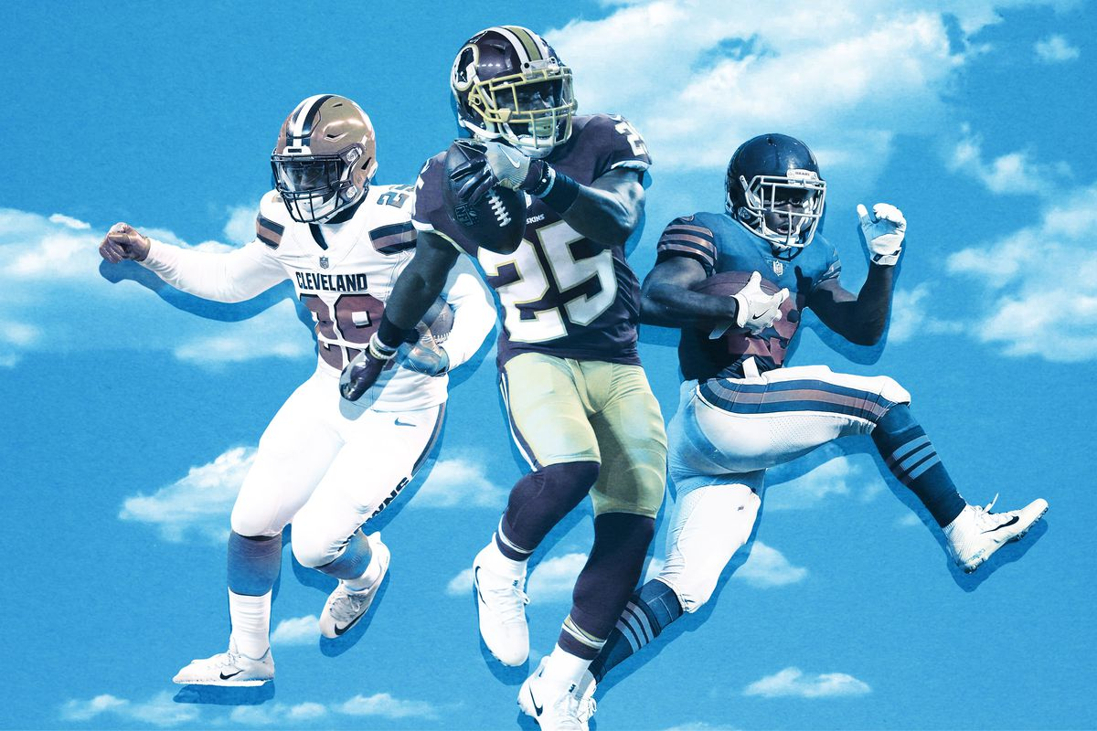 Chris Thompson, Tarik Cohen, and the Rise of the NFL Air Back - The ...