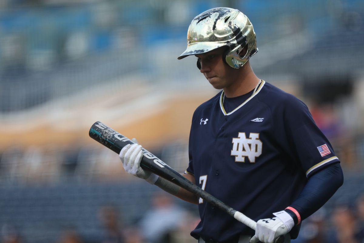 COLLEGE BASEBALL: MAY 22 ACC Baseball Championship - Notre Dame v Miami