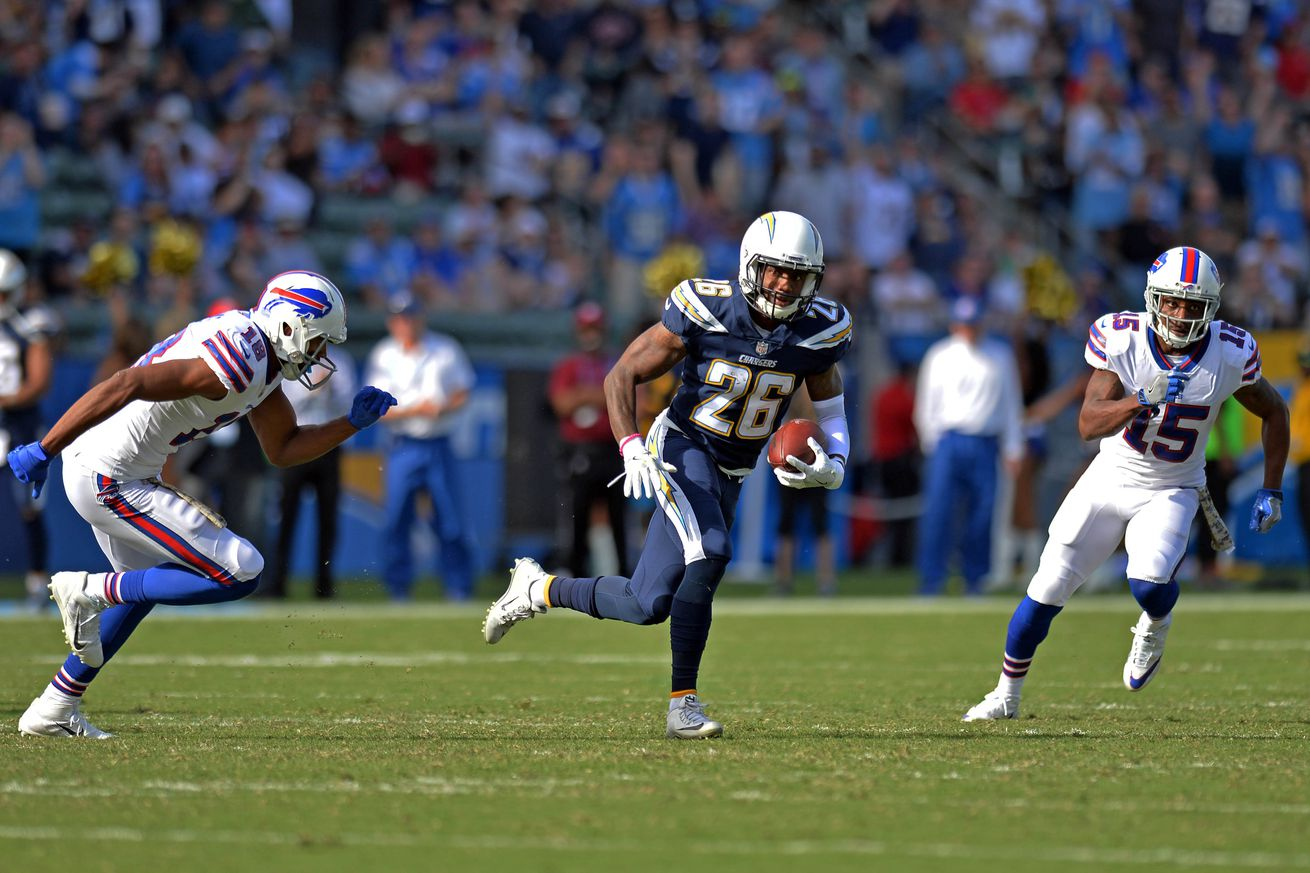 """Chargers CB Casey Hayward: """"I really feel like I'm the best corner in the league."""""""