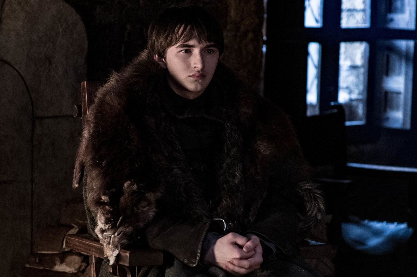 Game of Thrones season 8: Bran Stark explains the Night