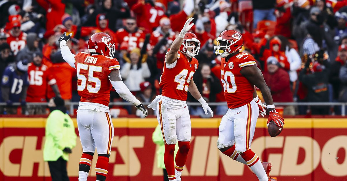 Does Dee Ford Or Justin Houston Better Fit The Packers Acme Packing Company