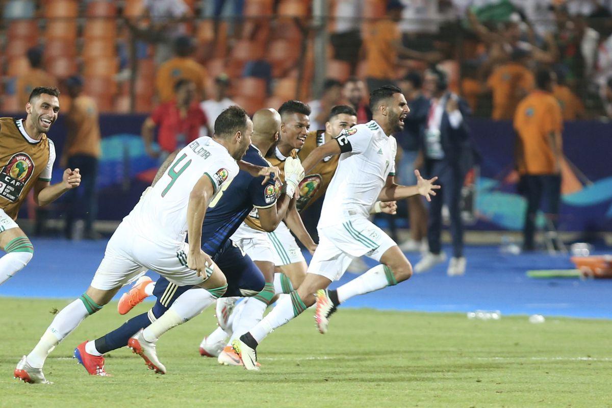 Algeria vs Nigeria: 2019 Africa Cup of Nations