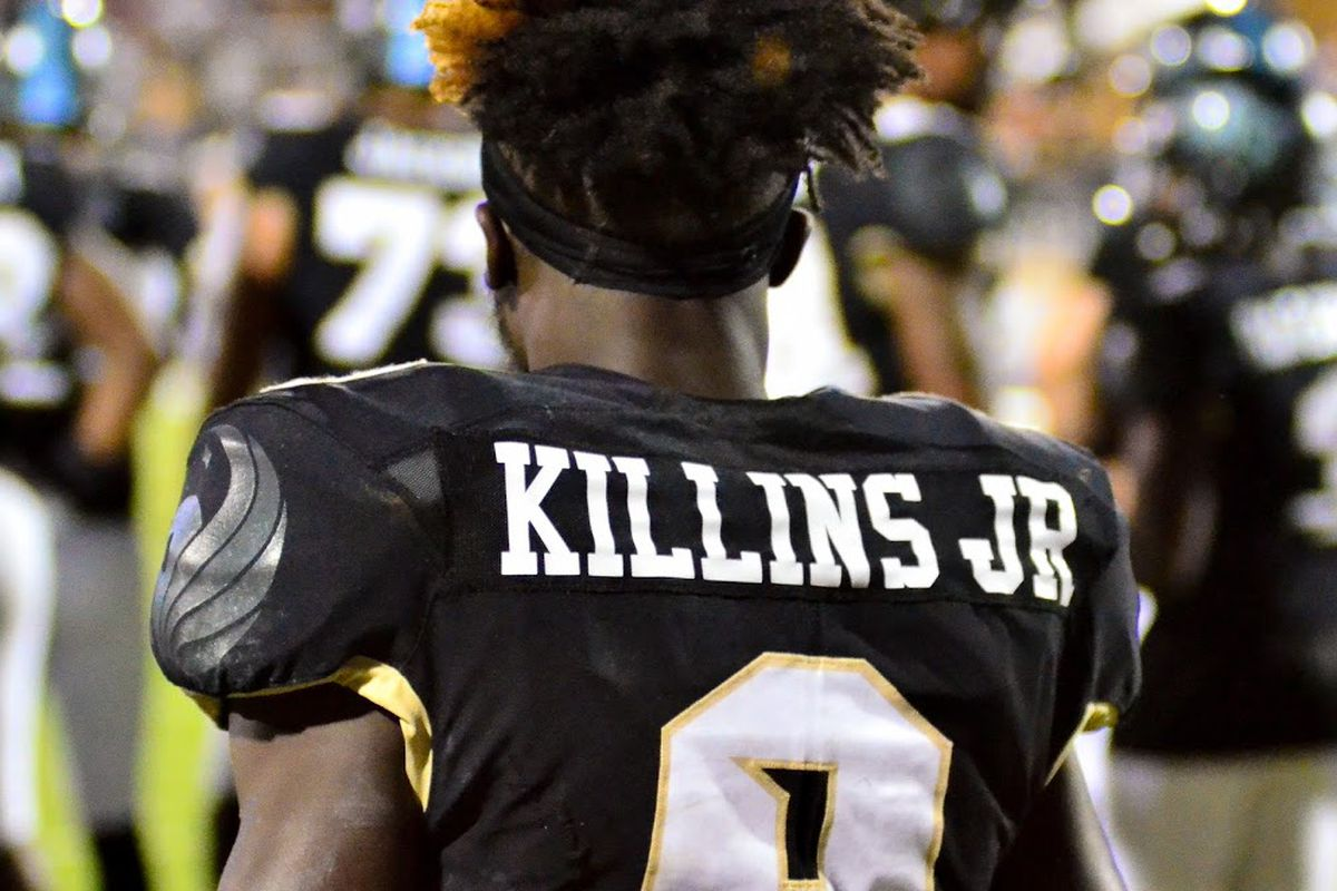UCF RB Adrian Killins will look to rip off a few more explosive plays versus Austin Peay. (Photo: Derek Warden)