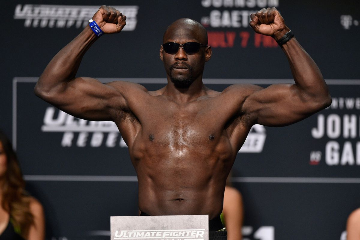 The Ultimate Fighter Finale Weigh-in