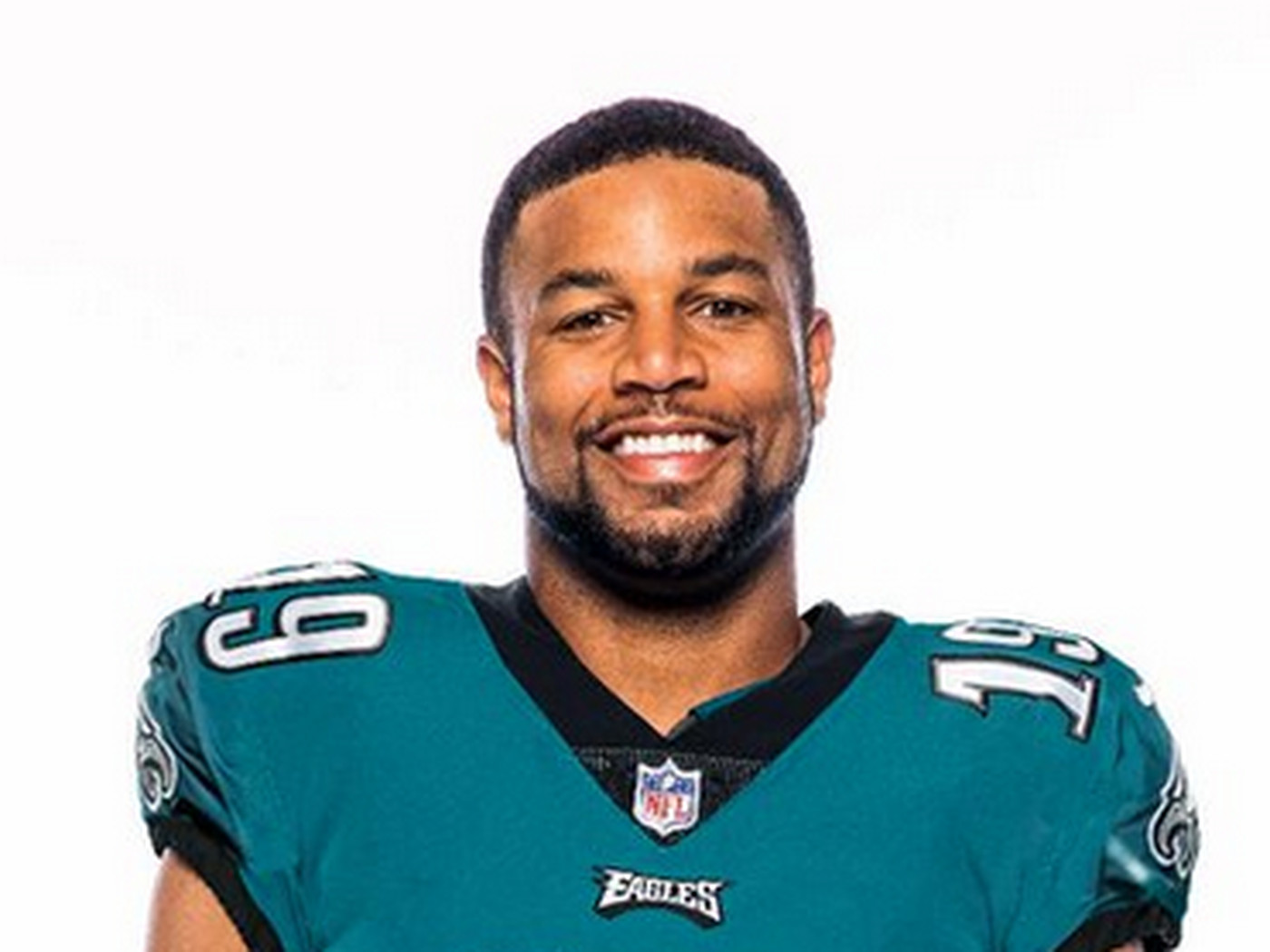 Golden Tate has a new jersey number with the Eagles - Bleeding ...