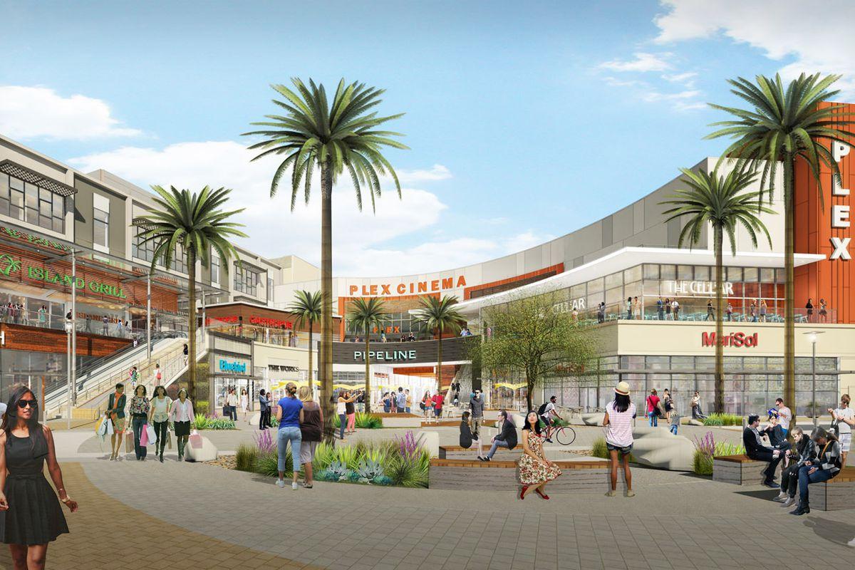 Noho West Construction Starts On North Hollywood S Huge New Mixed Use Community