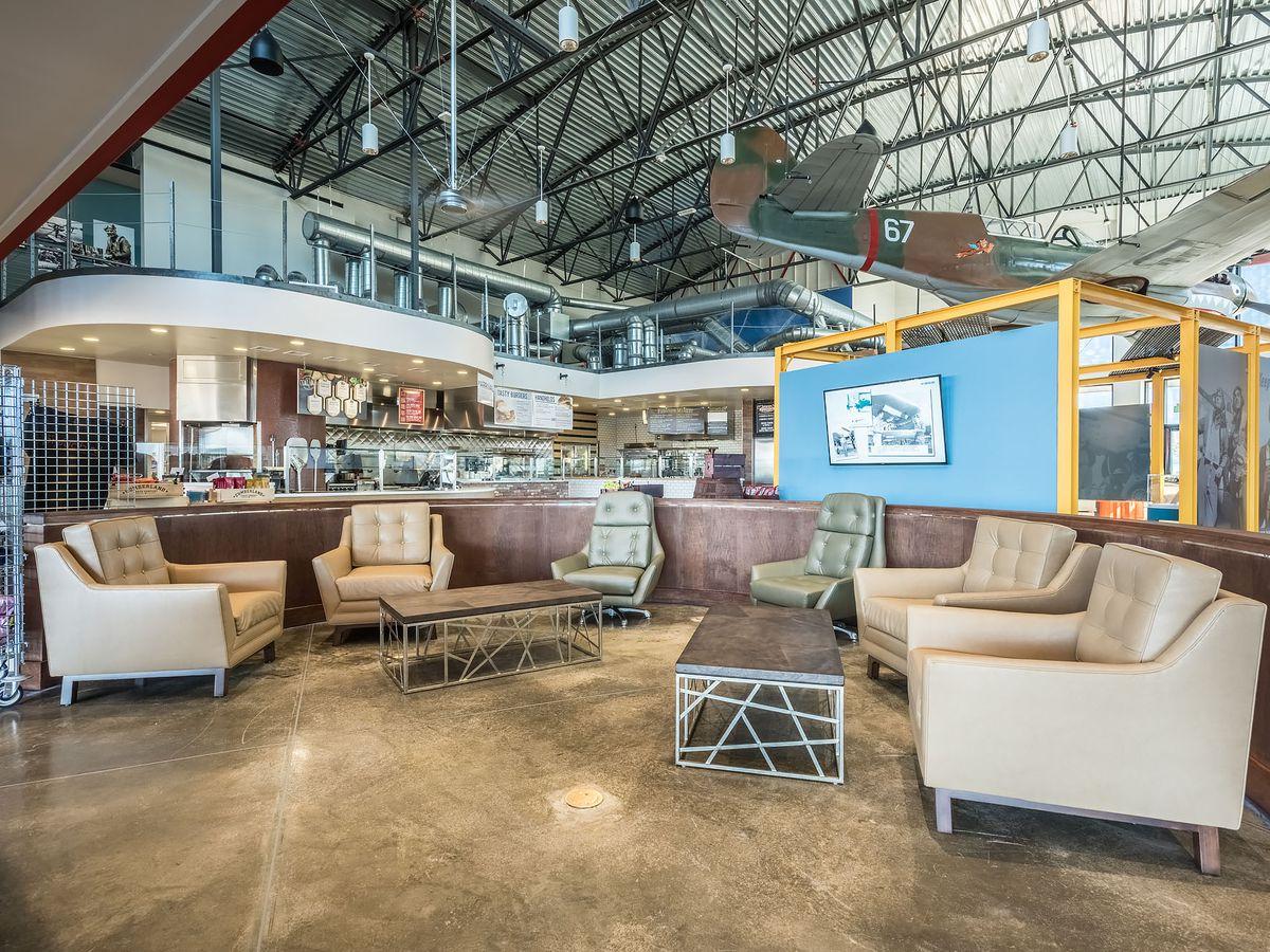 The Proud Bird Food Bazaar & Events Center near LAX