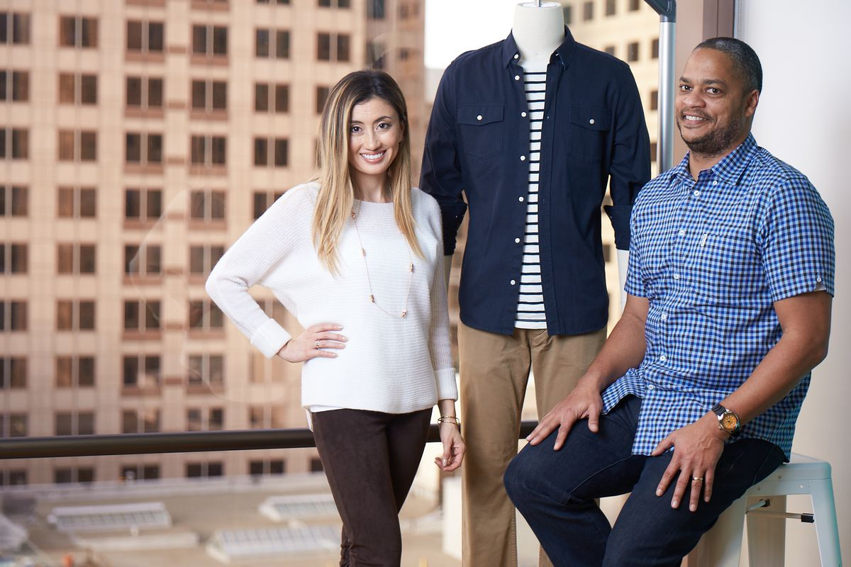 f4dd5648f52 Stitch Fix has built a big business quickly by mixing technology with a  human touch to help style women nationwide. Soon it plans to try the same  recipe on ...