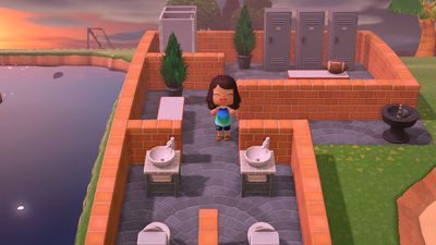 locker - How to turn your 'Animal Crossing' island into sports paradise