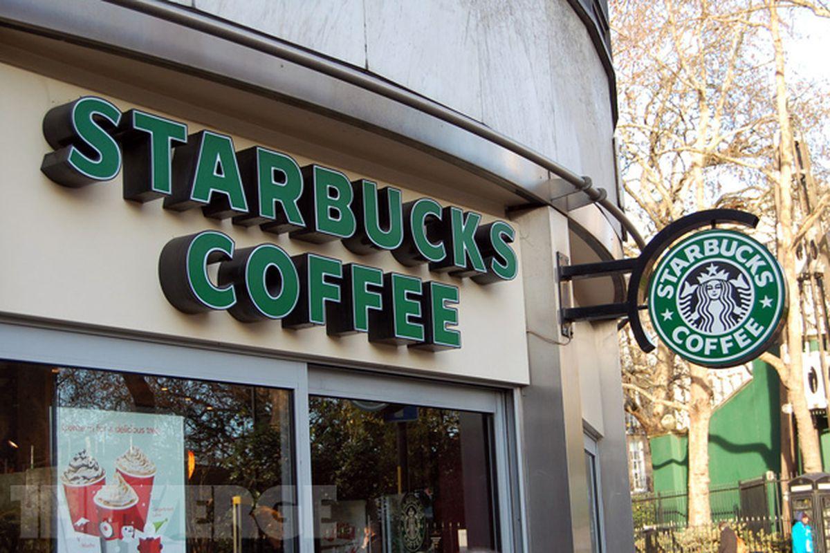 Starbucks watermarked