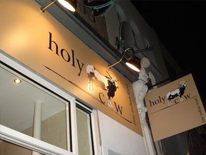 Holy Cow 10 Best Restaurants in Battersea