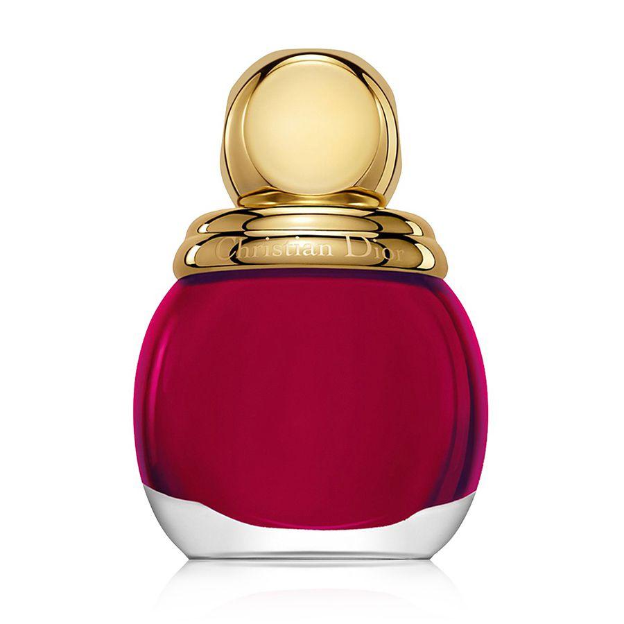 A red Dior nail polish