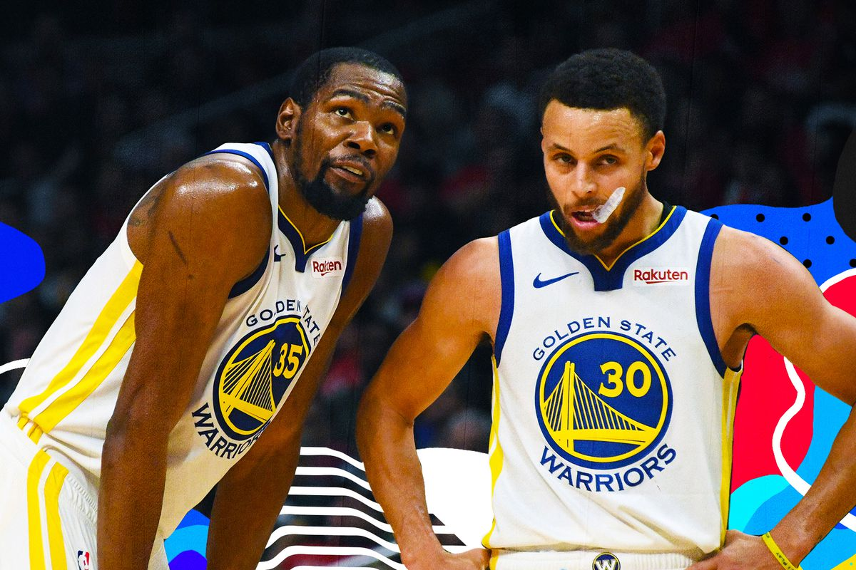 ba7c85cb2c72 Kevin Durant s dominance makes the Warriors  future more intriguing — with  or without him
