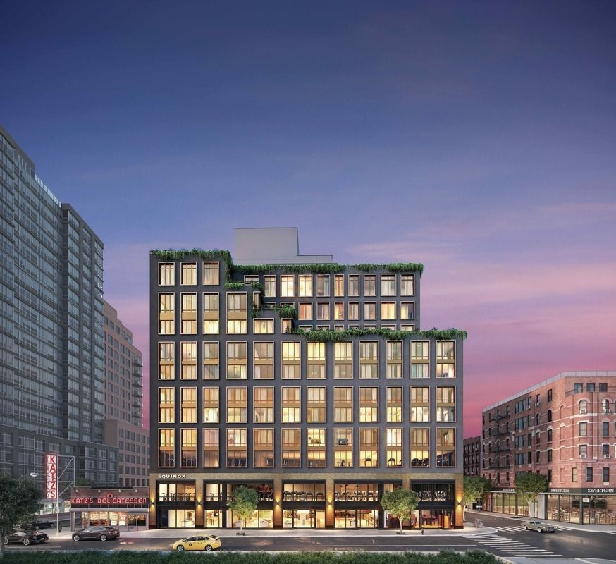 More Apartments Under Construction In Warner Center: The Lower East Side's Thousands Of Incoming Apartments