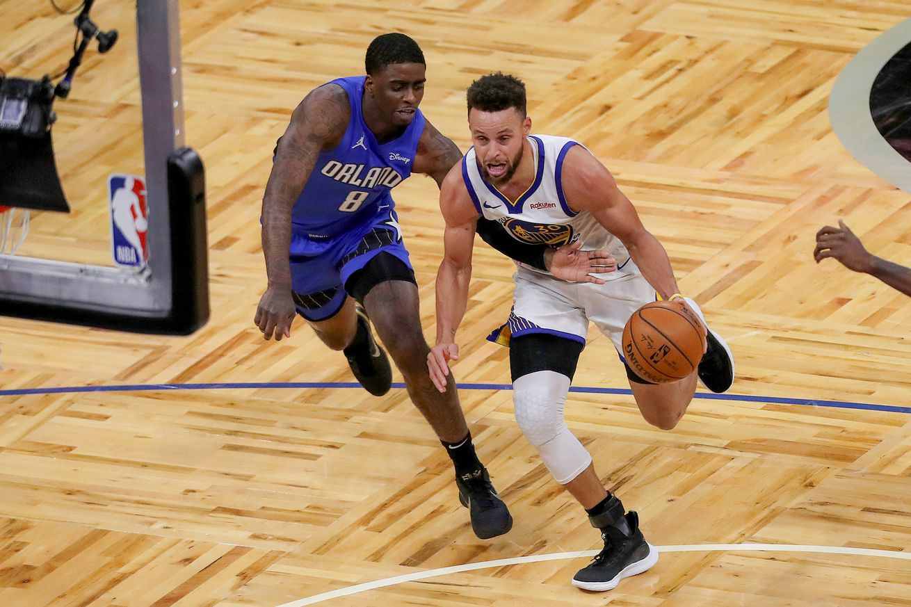 Golden State Warriors v Orlando Magic