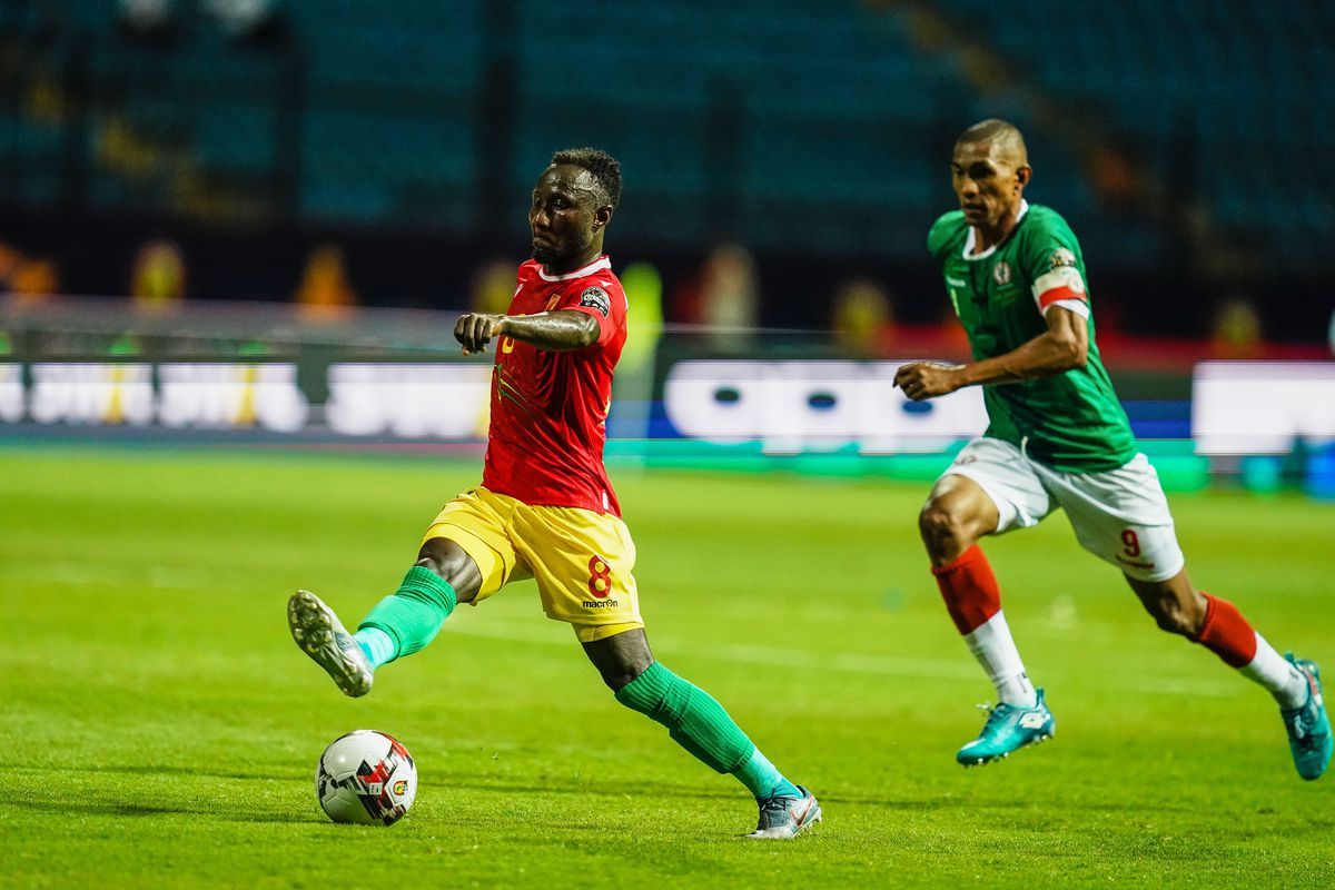 Guinea v Madagscar:Group B - 2019 Africa Cup of Nations